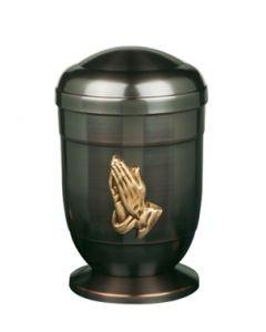 Praying Hands Urn
