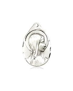 Our Lady of Sorrows SS medal