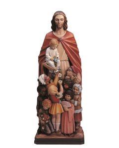 Jesus Protector of all Children