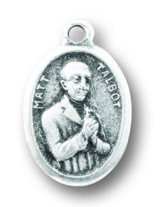 Venerable Matt Talbot Oxidized Medal