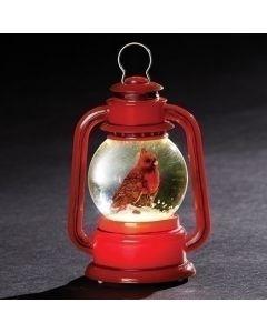 Cardinal Lantern Ornament