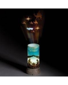 "6.75"" Nativity Projector"