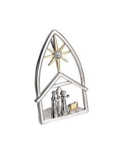 Nativity Standing metal