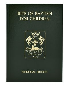 Rite of Baptism for Children (Bilingial Edition)