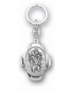 St. Christopher Key Chain