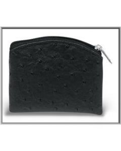 Ostrich Skin Rosary Pouch