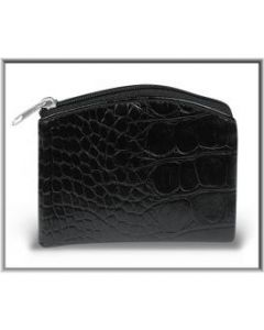 Crocodile Skin Rosary Pouch