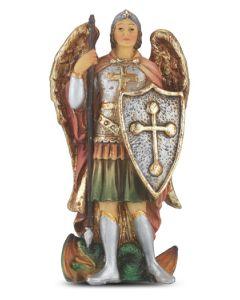 "St. Michael 4"" Statue"