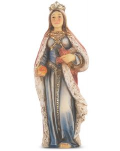 "St. Elizabeth of Hungary 4"" Statue"