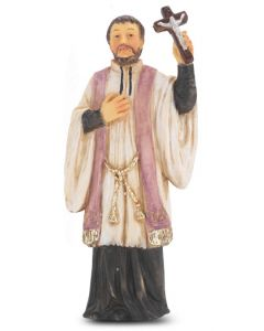 "St. Francis Xavier 4"" Statue"
