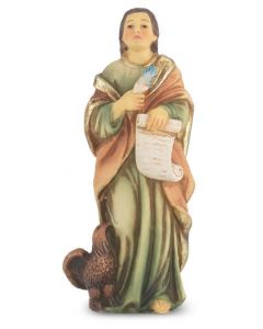 "St. John the Evangelist 4"" Statue"
