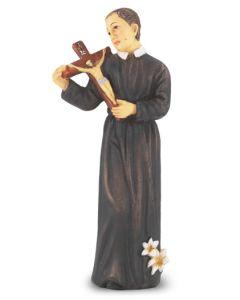 """St. Gerard 4"""" Statue"""