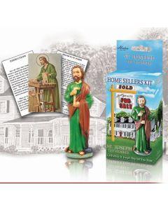 Saint Joseph Home Sellers Kit
