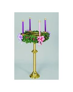 Advent Floor Wreath
