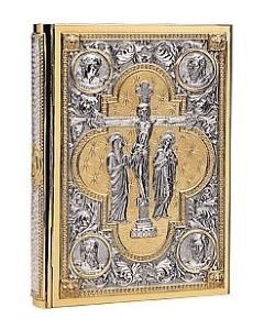 Book of the Gospel Cover Crucifixion