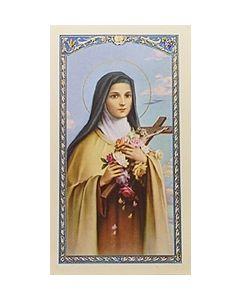 Oracion a Santa Teresita