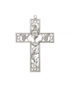 Communion Cross with Chalice