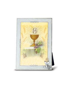 Pearlized Communion Frame