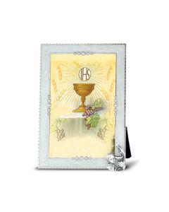 Pearlized Communion Frame Boy