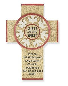 Gifts of the Spirit Cross