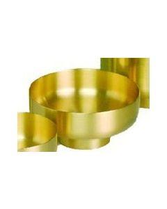 Satin Gold Open Ciboria