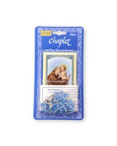 Chaplet St Anthony