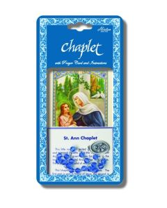 Chaplet St Anne