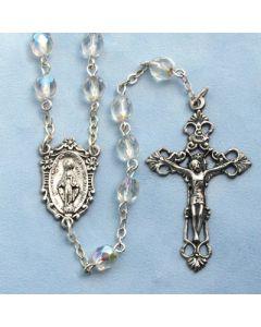 Crystal Bead Rosary