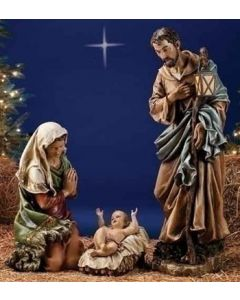 Holy Family Set, Color 38""