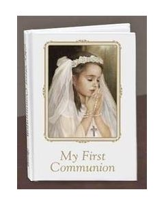 First Communion Girl Prayer Book