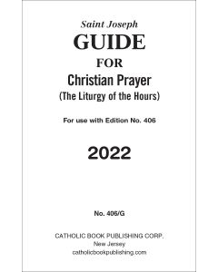 Christian Prayer Guide For 2022