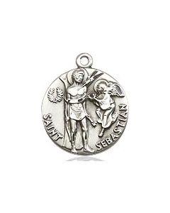 St. Sebastian Medal medal SS
