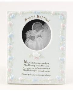 Porcelain Baptism Frame