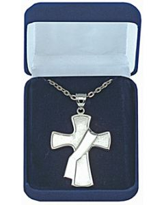 Deacon`s Cross-Sterling Silver