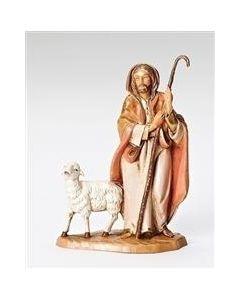 "The Good Shepherd, 5"" Fontanini"
