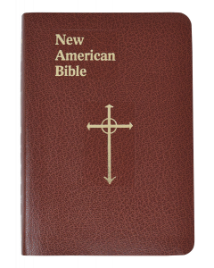 Bible New American personal size