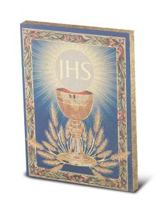 Communion Chalice Plaque