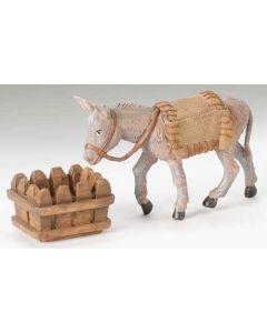 """Mary`s Donkey for 5"""" Fontanini"""