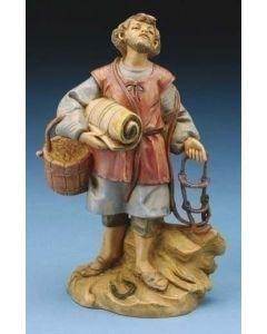 "Esau, Stablehand, 5"" Fontanini"