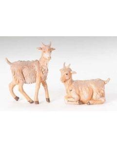 """Goats for 5"""" Fontanini"""