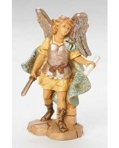 """Gabriel, Archangel, 5"""" Fontanini"""
