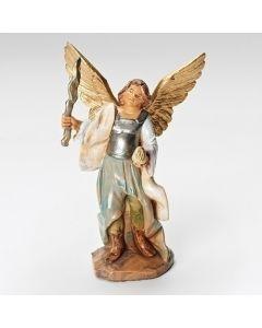 "Uriel, Archangel, 5"" Fontanini"