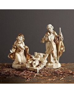 """3PC ST 5"""" CLASSIC HOLY FAMILY"""