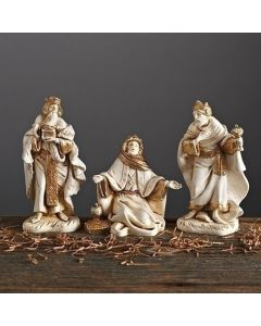 "3PC ST 5"" Three Kings Recolored Gold Edition"