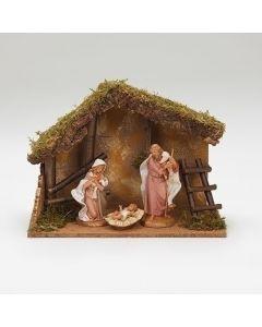 "Fontanini 7.5"" Nativity"