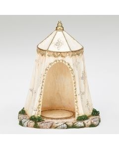 "Kings Tent Ivory 5"" Scale"