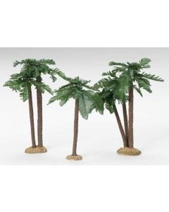 """Palm Trees 3pc st for 7.5"""""""