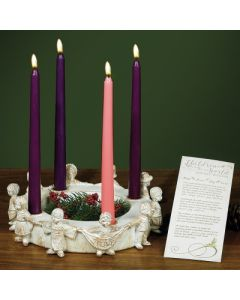 """Children of the World"" Advent Wreath"