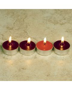 Advent Candle Tealights