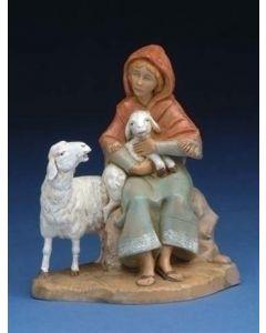 Nahome, Shepherdess